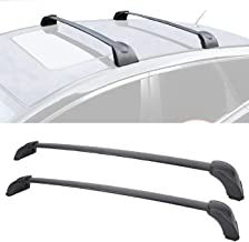 ALAVENTE Roof Rack Crossbars for 2007 2008 2009 2010 2011 2012 Mazda CX-7, OE Style Roof Rail Cross Bars