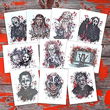Best horror tattoos Reviews