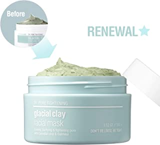 dr pore tightening glacial clay facial mask