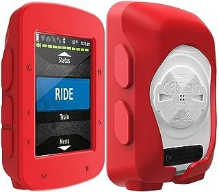 TUSITA Funda Compatible con Garmin Edge 520 Plus - Cubierta Protectora de Silicona - Accesorios de Computadora para Bicicl...