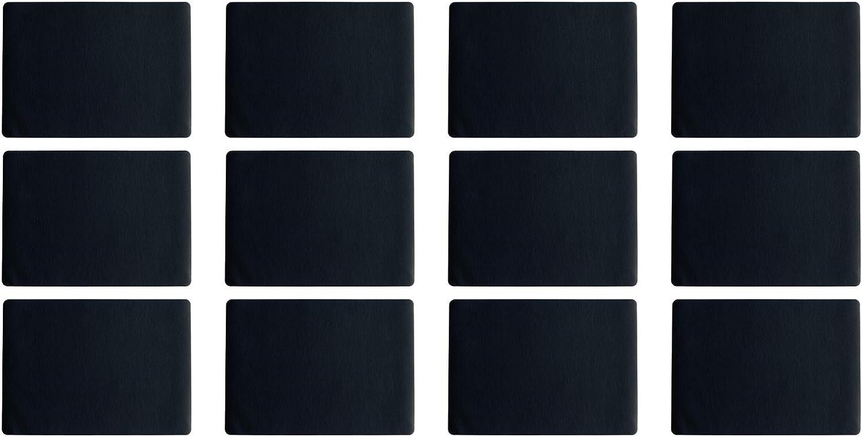 ASA Selection 7805420 'table top Lederoptik' Lederoptik' Lederoptik' Tischset, 46 x 33 cm, Kunststoff, schwarz (12er Pack) B07DCWNTHP f86bad