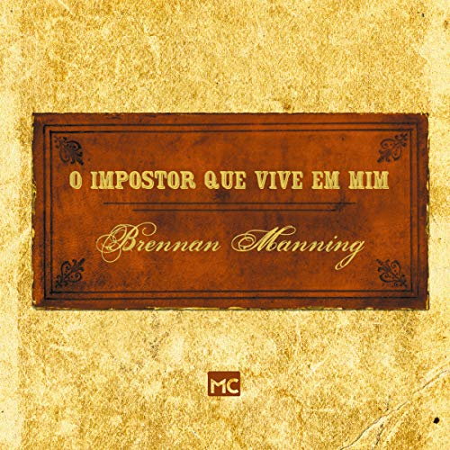 O impostor que vive em mim [The Impostor Who Lives in Me] cover art