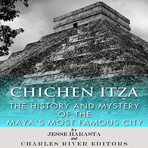 Chichen Itza audiobook cover art