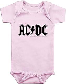 Metal Kids AC/DC Logo, Single-col. - Baby Body