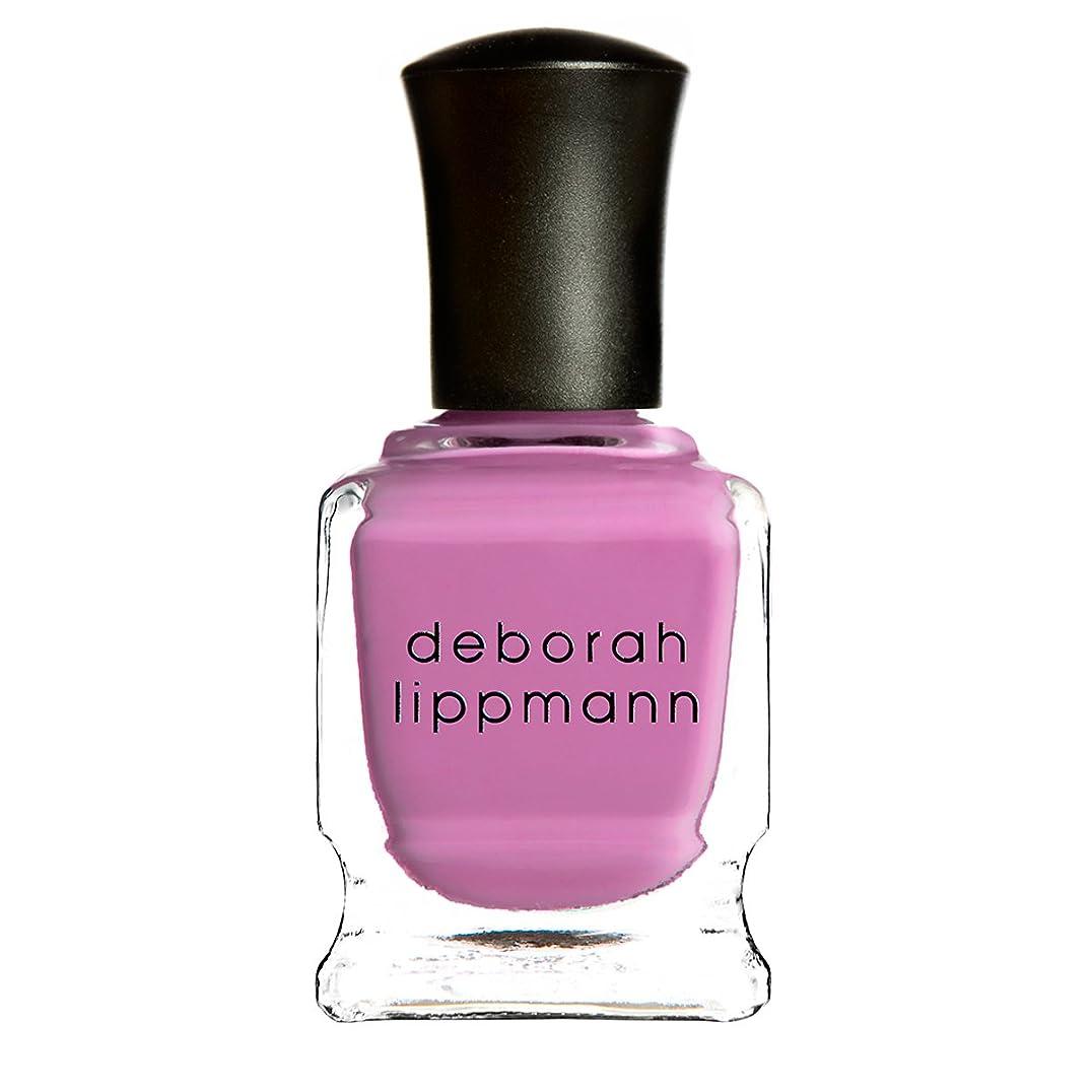 終わり強調スモッグ[Deborah Lippmann] デボラリップマン ミニ ポリッシュ ネイルポリッシュ ピンク系 「シーバップ 」 8 ml 【デボラリップマン】 SHE BOP【deborah lippmann】