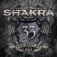 33: The Best Of (double CD digipak) by Shakra (2014-05-03)