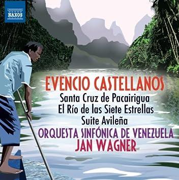 Castellanos: Santa Cruz de Pacairigua - El río de las siete estrellas - Suite Avileña