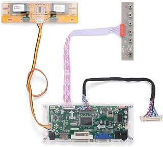 "M.NT68676.2A HDMI DVI VGA Audio LED/LCD Controller Driver Boardfor HSD190MEN4 M170EN06 17"" 19"" 1280x1024 4CCFL 30Pins Pan..."