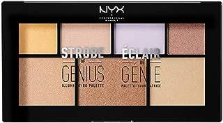 NYX Professional Makeup Strobe Of Genius Illuminating Palette