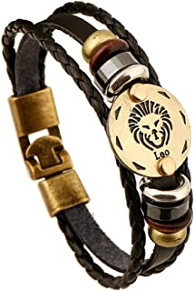 Best mens lion bracelet Reviews