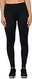 black sports legging