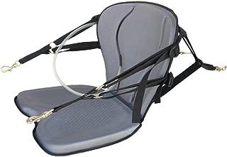 Surf To Summit GTS Pro Molded Foam Kayak Seat - Hydration Pack, Sit On Top Kayak Seat, Back Support Kayak Seat, Kayak Cushion