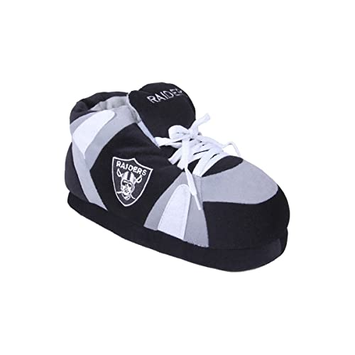 48d879bc1cfb Happy Feet   Comfy Feet - Officially Licensed Mens and Womens NFL Sneaker  Slippers