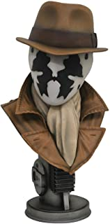 DIAMOND Select 玩具传奇 3 种尺寸:守望者电影 Rorschach 半尺寸胸围