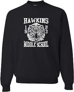 Best hawkins sweatshirt stranger things Reviews