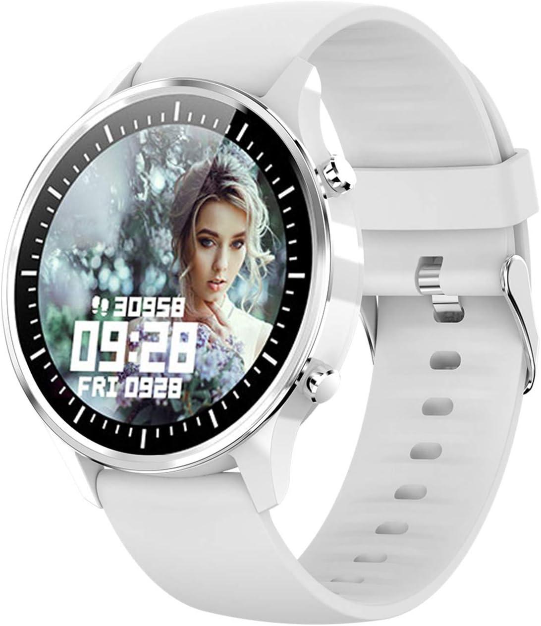 cnBro Smartwatch Inexpensive for Women Sport Cheap mail order sales Men Ra Fitness HR Heart Tracker