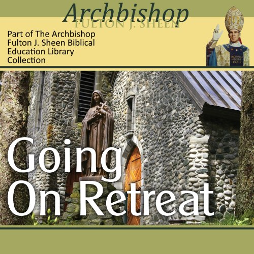 Going on Retreat audiobook cover art