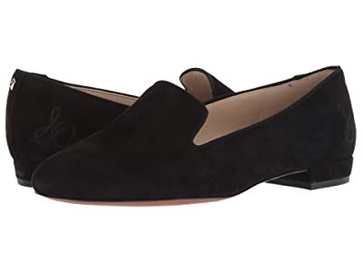 Sam Edelman Jordy (Black Suede Leather) Women