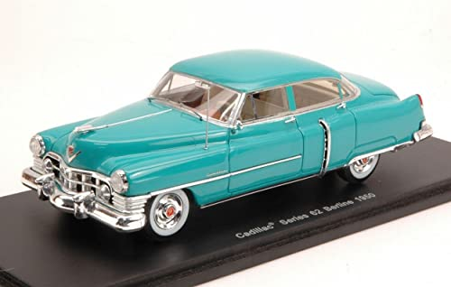 Spark Model S2923 Cadillac Series 62 BERLINE 1950 P.V.Grün 1 43 DIE CAST Model kompatibel mit