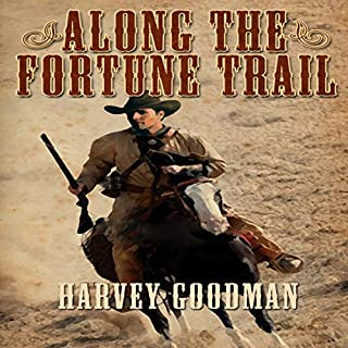 Along the Fortune Trail audiobook cover art