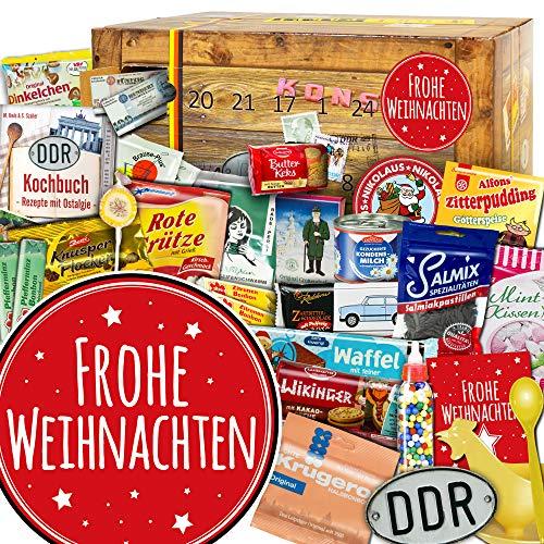 Adventskalender DDR | DDR Artikel in 24 Türchen