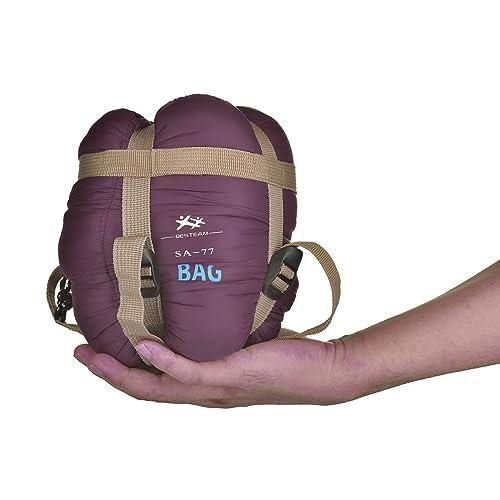 BESTEAM Agemore Ultra-light Warm Weather Rectangular Sleeping Bag 417cdb3c45842
