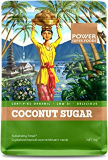 Power Superfoods Organic Coconut Sugar 1 Kg