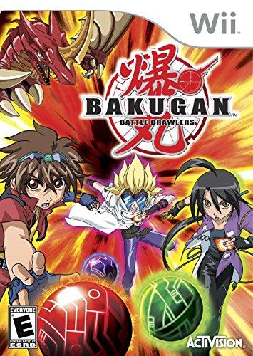 Bakugan Battle Brawlers - Nintendo Wii (Renewed)