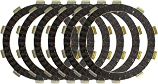 Road Passion Clutch Friction Plates(Bakelite) 6 pcs for HONDA XR250L /CR125R MTX125RWD /XR250R /XR250 /XR250 III /XR350R /XL350R