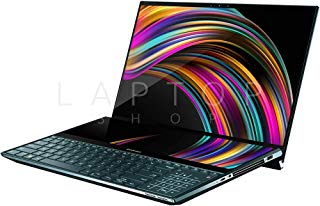 Asus ZenBook Pro Duo UX581GV (Laptop Gamer) i9-9980HK tela 15' UHD RTX 2060 SSD 1Tb NVMe RAM 16Gb