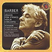 Leonard Bernstein Conducts Barbar & Schuman