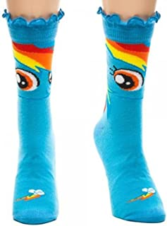 My Little Pony Rainbow Dash Crew Socks