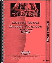 Massey Ferguson 285 Tractor Service Manual