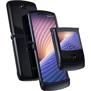Motorola Razr 5G   Unlocked   Made for US by Motorola   8/256GB   48MP Camera   2020   Polished Graphite