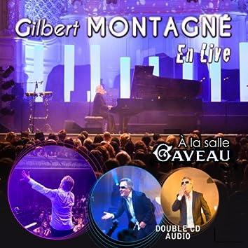 Gilbert Montagné - Live à la Salle Gaveau