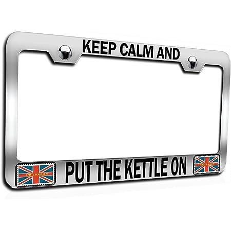 I love midgets license plate frame holder