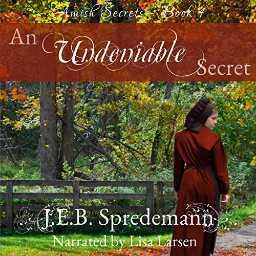 An Undeniable Secret audiobook cover art