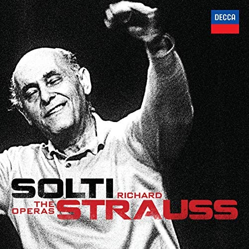 Sir Georg Solti, Wiener Philharmoniker & London Philharmonic Orchestra