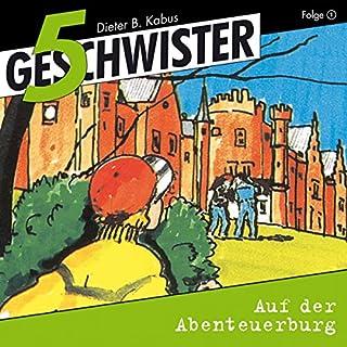 Auf der Abenteuerburg Titelbild