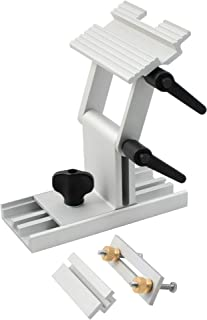 Adjustable Replacement Tool Rest Sharpening Jig for 6 inch or 8 inch Bench Grinders and..