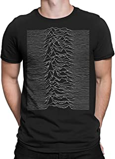 Joy Division - Grey Unknown Pleasures Cult Music T-Shirt