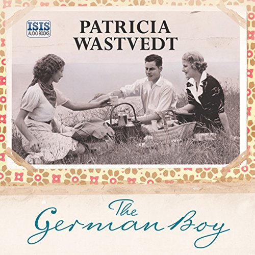 The German Boy audiobook cover art