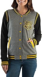 HARRY POTTER Juniors Hufflepuff Quidditch Jacket
