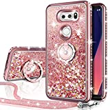 Miss Arts LG V30 Case,LG V30 Plus/V30S, [Silverback] Moving