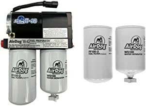 AirDog II-4G 100 GPH Fuel Lift Pump & Extra Filters Compatible with 2011-2016 Ford 6.7 Powerstroke Diesel