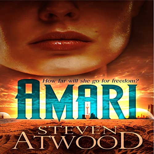 Amari audiobook cover art