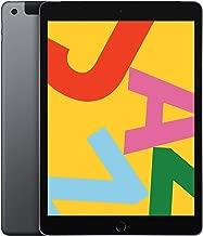 Apple iPad (10.2-Inch, Wi-Fi + Cellular, 32GB) - Space Gray (Latest Model) (Renewed)