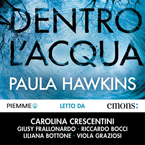 Dentro l'acqua cover art