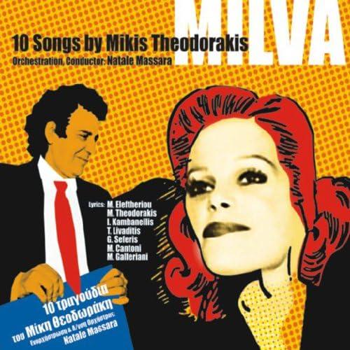 Mikis Theodorakis & Milva