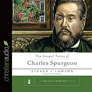 The Gospel Focus of Charles Spurgeon audiobook cover art